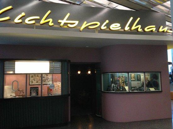 German National Museum of Contemporary History: Cinema do anos de 1950