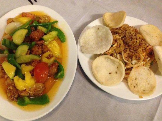 Da Quy Restaurant : Nice foods!
