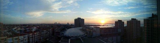 Titanic Port Hotel: Room view