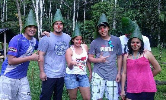 Suchipakari Ecuadorian Jungle Lodge: Buen viaje