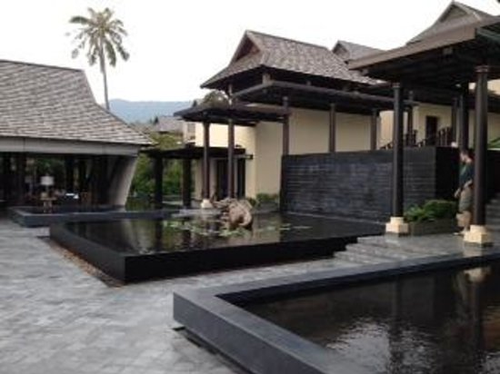 Vana Belle, A Luxury Collection Resort, Koh Samui: The grounds