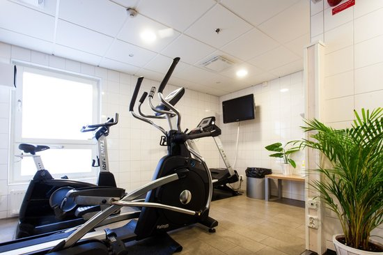 StayAt Lund: Gym