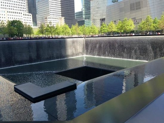 National September 11 Memorial und Museum: South Pool