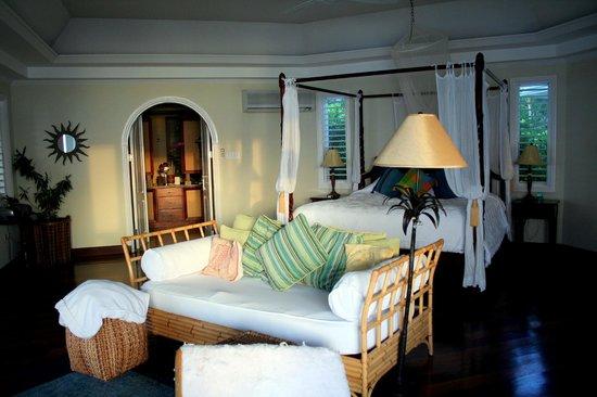 Jamaica Inn: Churchill's room