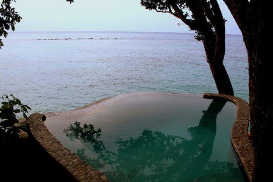 Jamaica Inn : Balcony view