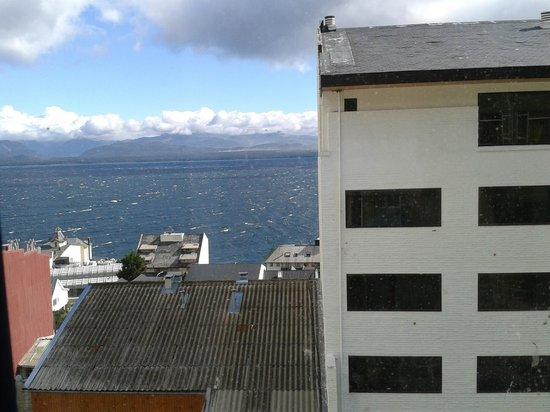 Amigos Apart Hotel : vista desde la habitacion