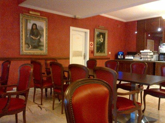 Salles Hotel Ciutat del Prat: restaurant