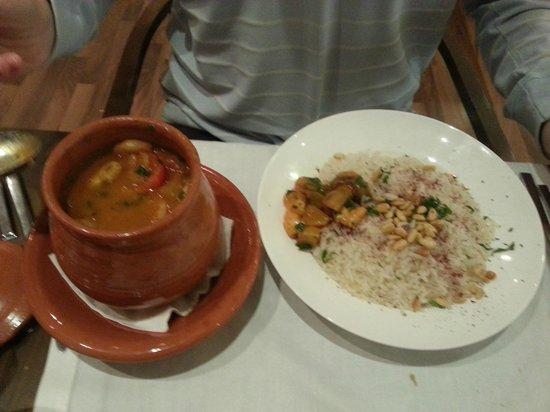 Mövenpick Hotel Ramallah: Dinner