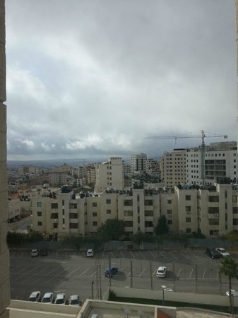 Movenpick Hotel Ramallah: View from room
