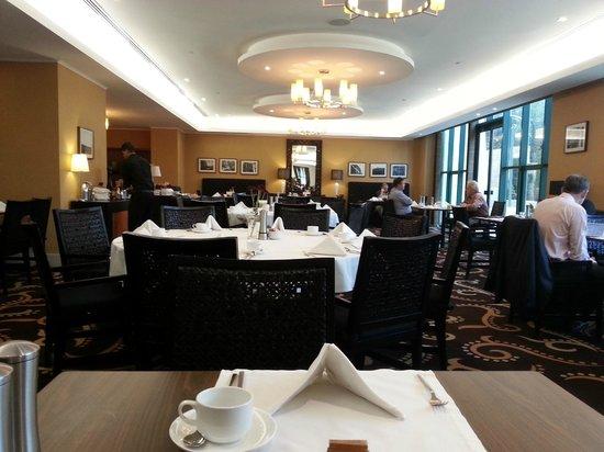 Mövenpick Hotel Ramallah: Breakfast in the Italian restaurant