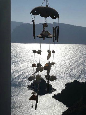 Art Maisons Luxury Santorini Hotels Aspaki & Oia Castle : missing the view already
