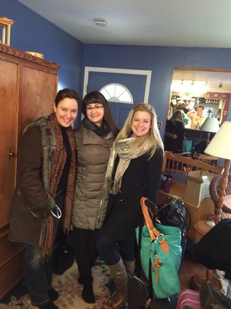 "Glacier Park Bed and Breakfast : ""Our"" opera diva's: Cheryl (piano) Alicia & Lauren"