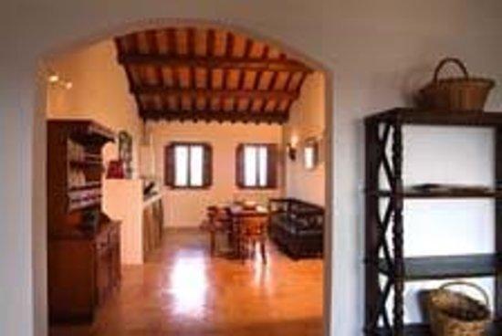 Borgo Roncaglia: Soggiorno