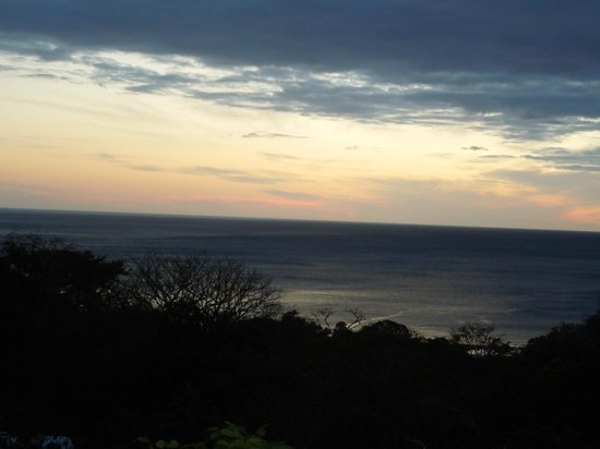 Buena Vista Surf Club: View looking out from BVSC lodge