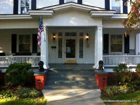 Oxford Bed and Breakfast at the Olde Parsonage : Come Stay A While!