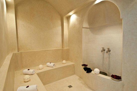 Riad Luxe 36 : Hammam