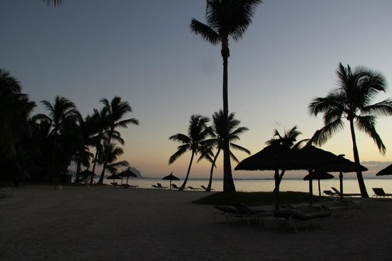 Sugar Beach Resort & Spa : tramonto