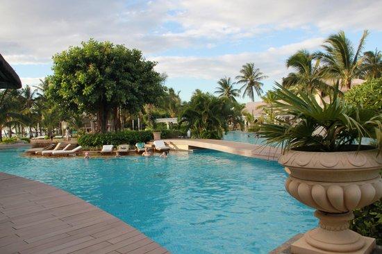 Sugar Beach Resort & Spa : piscina