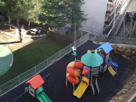 Hotel Samba: Kids area