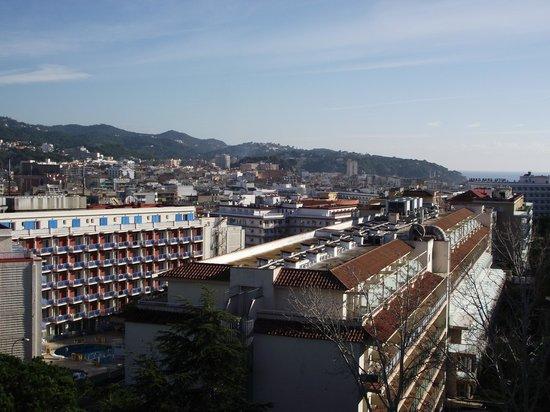 Hotel Samba: view from room