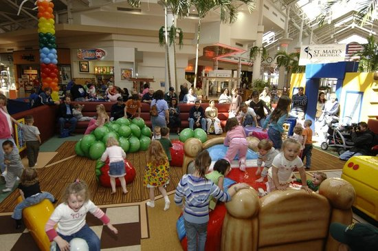 Midland Mall Play Area