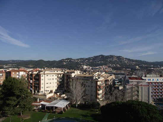 Hotel Samba: View