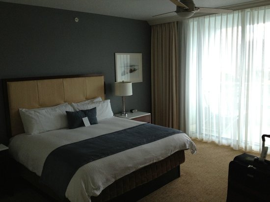 Residence Inn Fort Lauderdale Intracoastal/Il Lugano: Quarto da Suíte