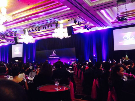 One World Hotel: Function at One World.