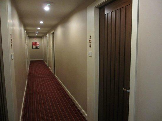 D Varee Diva Bally Silom, Bangkok : Corridor