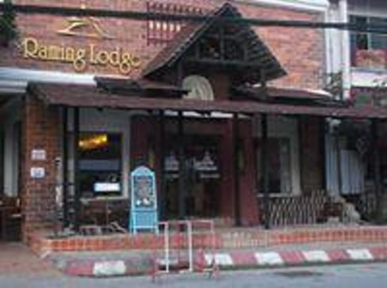 Raming Lodge Hotel & Spa: front side hotel