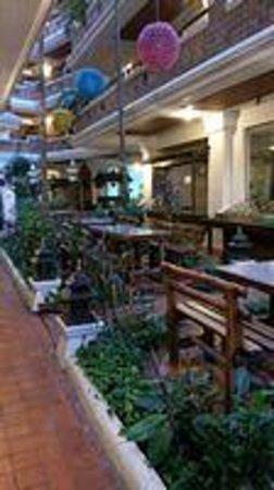 Raming Lodge Hotel & Spa : breakfast - dinning area