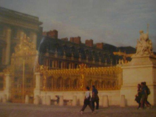 Paris Trip: Entrada Principal Mueso de Versalles