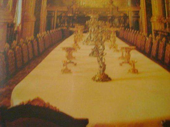 Paris Trip: Salón Comedor del Palacio de Versalles