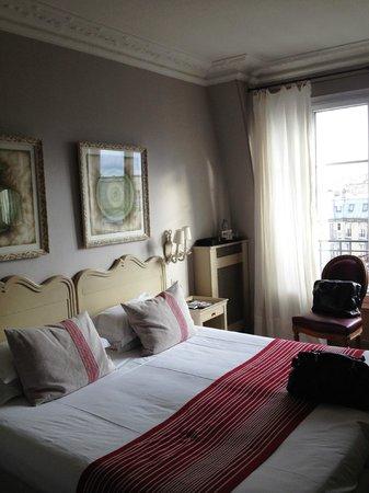 Hotel de Banville: Chambre Sophie