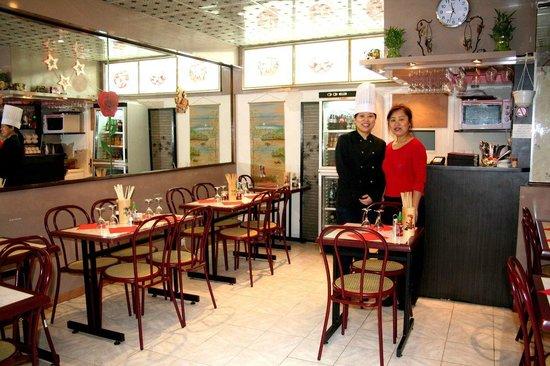 Le Restaurant Chinois : Restaurant-Paris