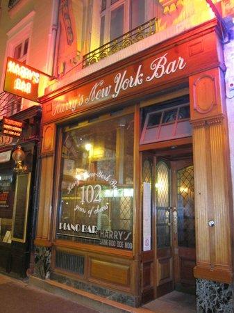 Harry's New York Bar : 店舗の状況