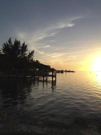 Kona Kai Resort, Gallery & Botanic Garden: Sunset