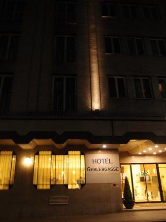 Hotel Geblergasse: Hotel