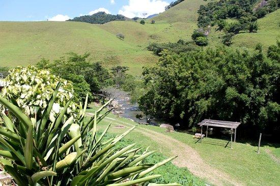 Hotel Pousada Bambuzal: rio