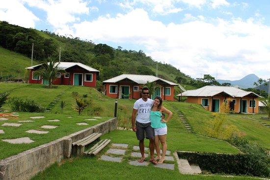 Hotel Pousada Bambuzal: área externa