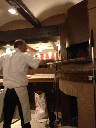 Monte Cristo: cuisson au feu de bois un régal