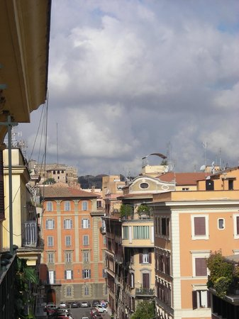At Your Place: A view from a cute balcony