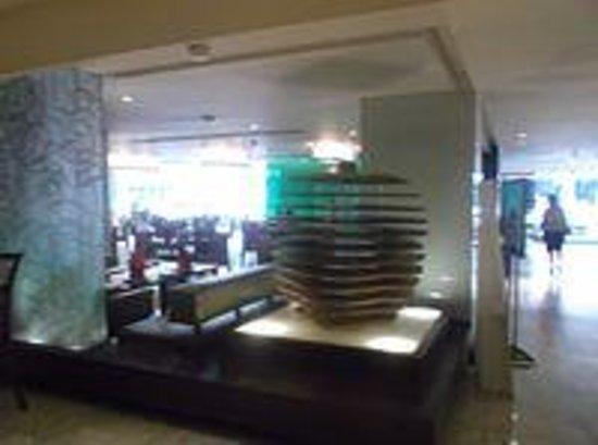 Narai Hotel: hotel restaurant