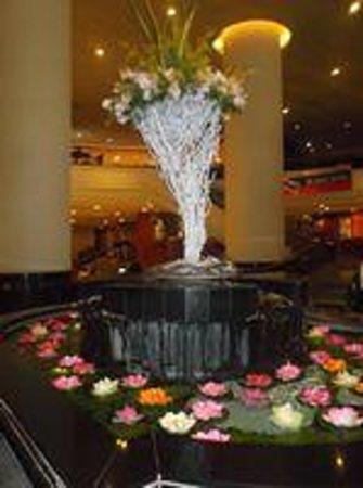 Narai Hotel: hotel lobby