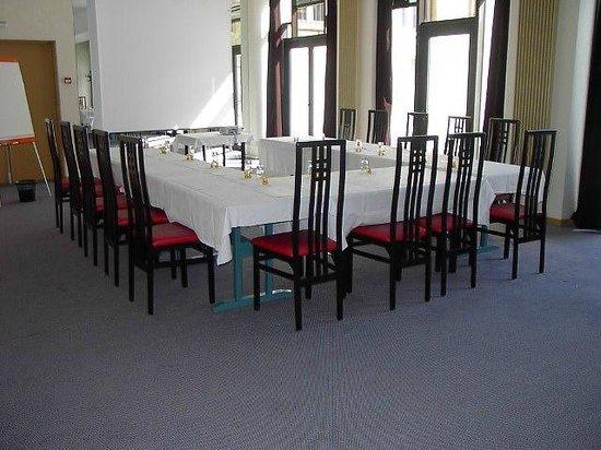 Hotel du Theatre: Salon Grand Bleu (Salle de réunion)