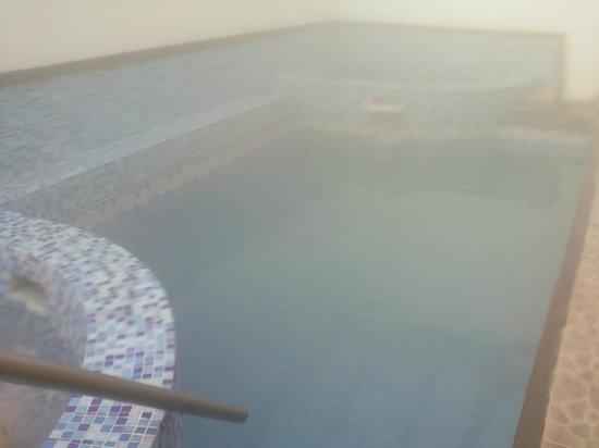 Hotel Argentina: hermosa la piscina y el jacuzzi