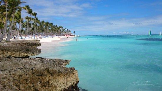 Club Med Punta Cana: Praia