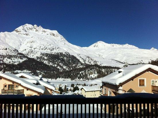 Nira Alpina: Vista dalla camera