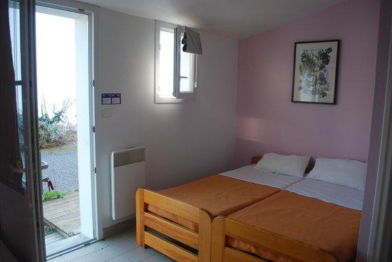 Le Relais Côtier : Des chambres simples et fonctionnelles