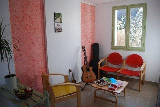 Le Relais Côtier : Un coin pour les musiciens
